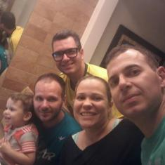 Rafael e seus irmaos Manos 20151129_193952