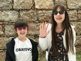 Nathalia e Giovana