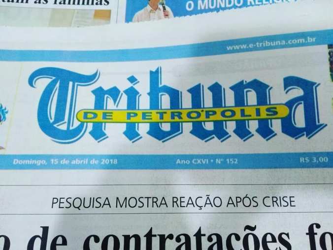 sindrome de irlen no jornal tribuna de petropolis rj brasil
